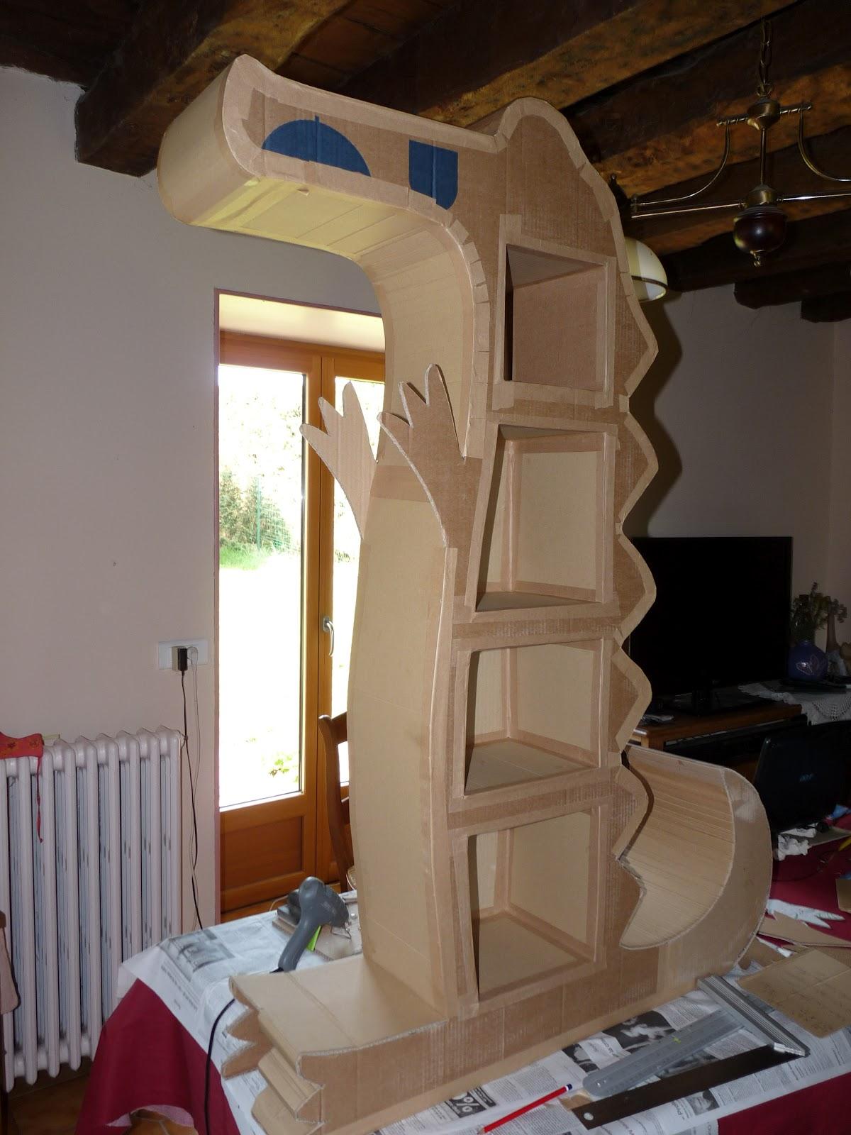 r cup cr ations par jo l et marie jo crocodile chevet. Black Bedroom Furniture Sets. Home Design Ideas