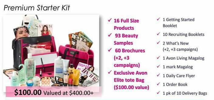 Your Premium Starter Kit (value over $400)