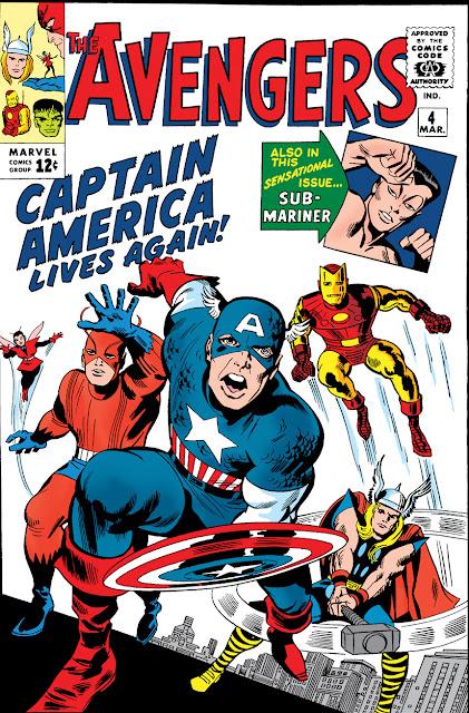 Colecao Historica Marvel: Os Vingadores | HQ 9