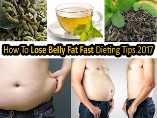Lose Belly Fat in a week, Reduce Belly Fat Fast