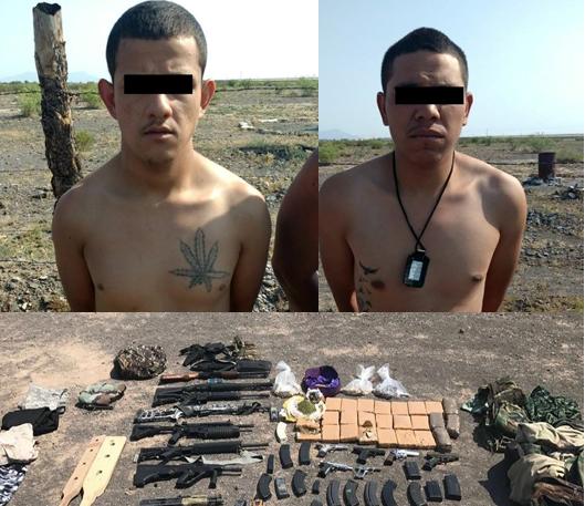 """Tras operativo de las Fuerzas Especiales caen 9 de integrantes de """"La Línea"""""""