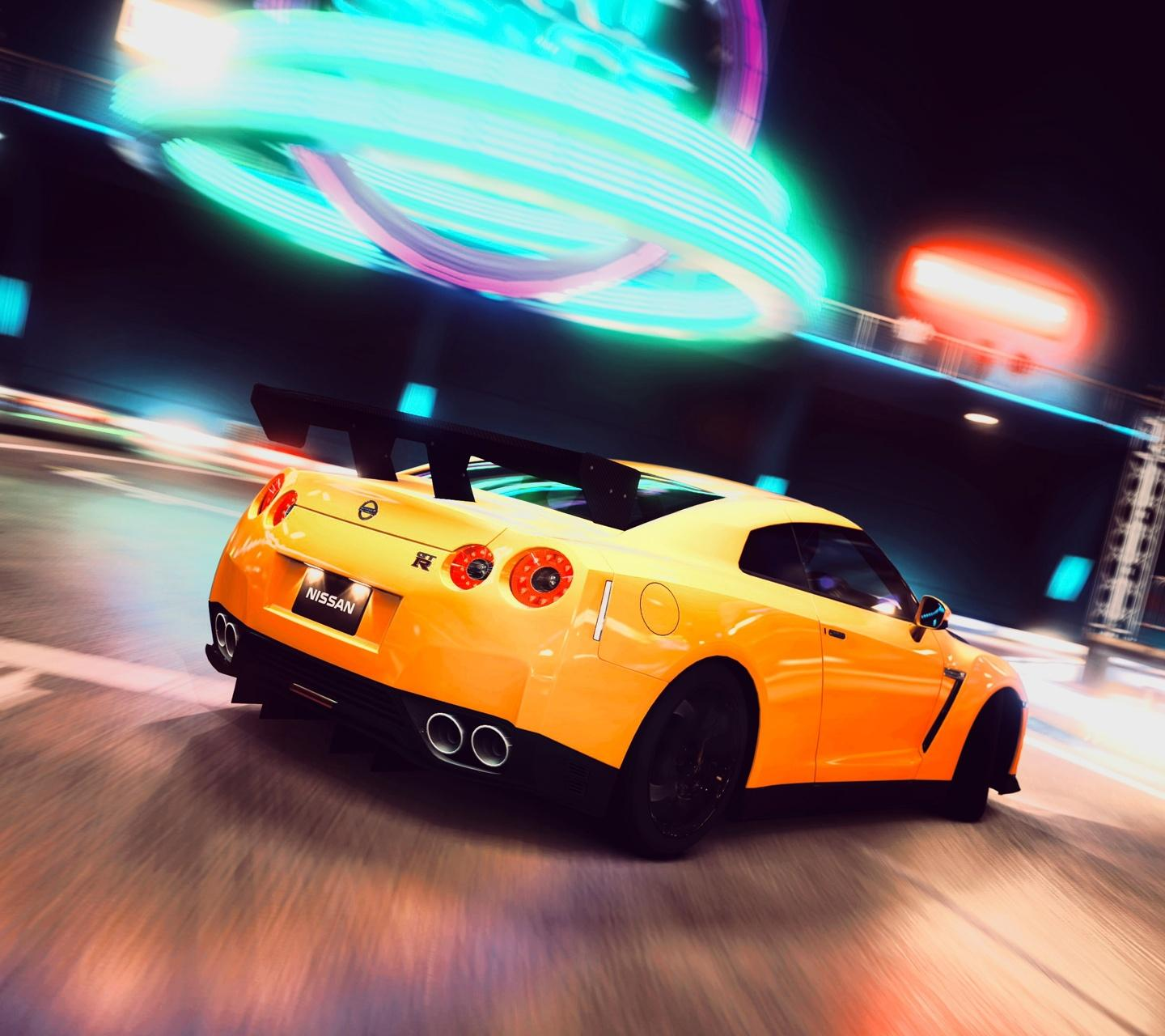 Nissan Juke Yellow Car 4k Wallpaper: Nissan 370Z Yellow Sport Car HD Wallpaper