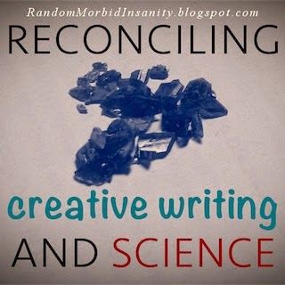 Reconciling creative writing and science: not as impossible as it seems.