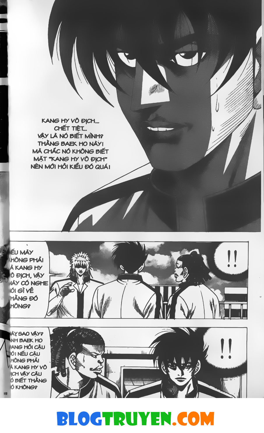 Bitagi - Anh chàng ngổ ngáo chap 244 trang 3