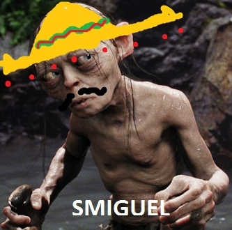 Hilarious Lord of the Rings Smiguel Joke Mexico