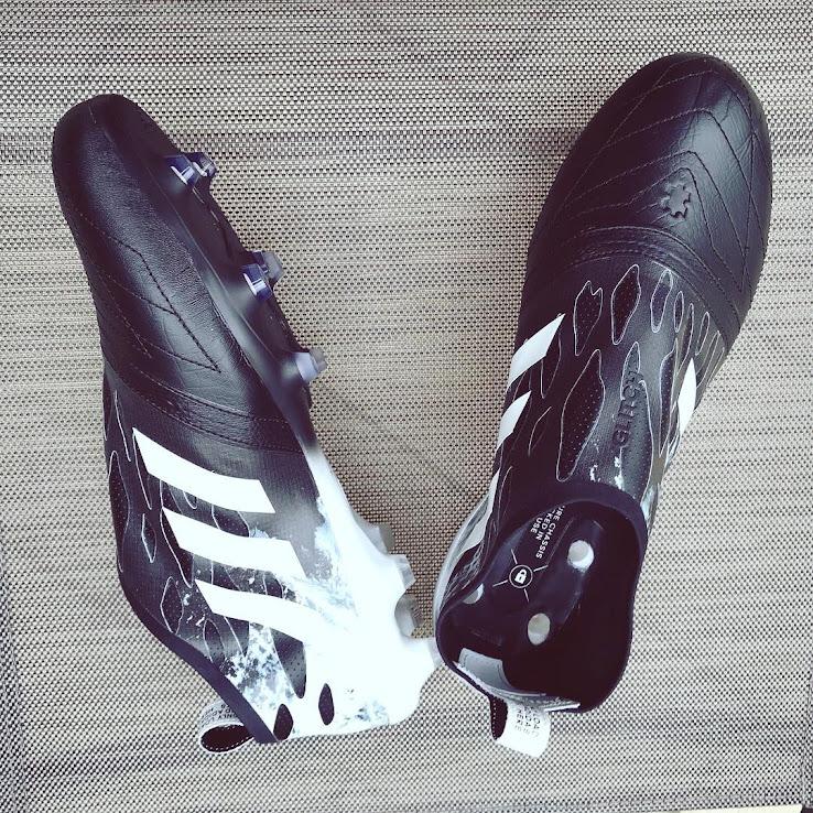 86098cdc7e253a Black   White Adidas Glitch Stratino 3 K-Leather Skin Released ...