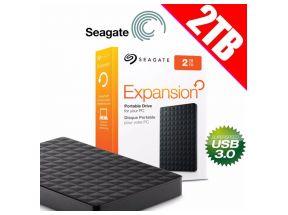 Hd Externo Seagate 2tb De Bolso Slim Usb 3 Ps4