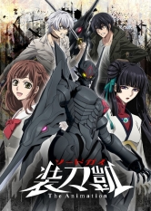 Sword Gai - The Animation - Temporada 2
