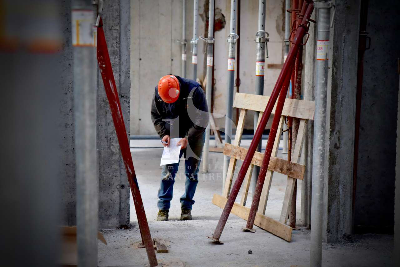 Relazione sullo stato avanzamento lavori