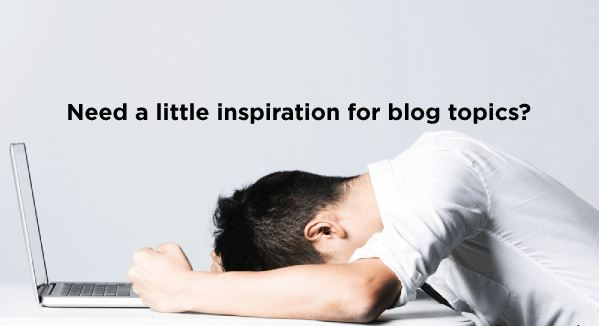 Tips Mendapatkan Inspirasi Menulis Blog