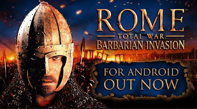 ROME: Total War – Barbarian Invasion Apk + Data for Android (Paid)