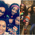 Their beautiful smiles as Rita Dominic, Uche Jombo, Ini Edo and Chioma Chukwuka reunite