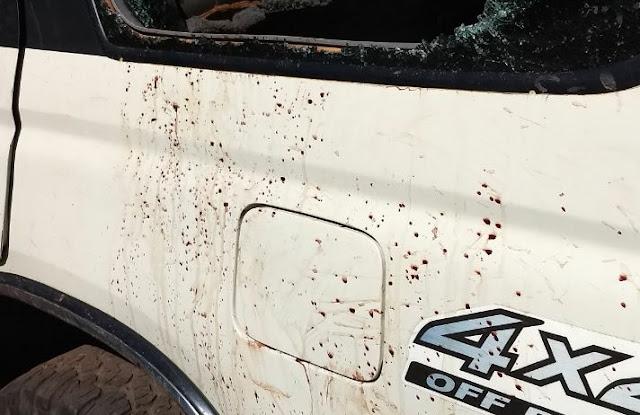 Descontrolado!  Policial efetua mais de 12 disparos e aponta arma pra cabeça de convidada em Formatura de Direito em Rolim de Moura
