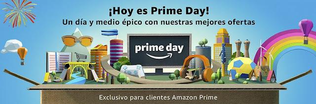 Mejores móviles Amazon Prime Day 2018
