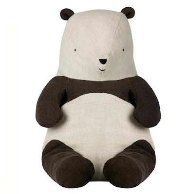 Maileg panda knuffel