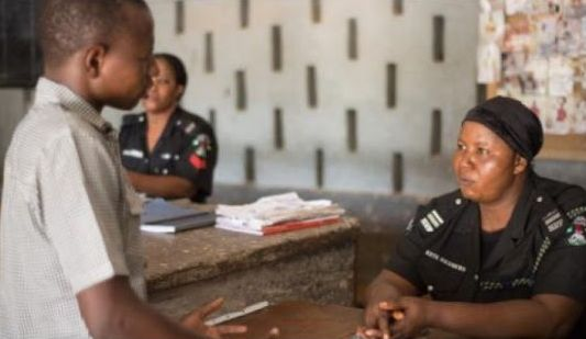 Man Arraigned in Lagos for Touching Police Woman's Bre*sts