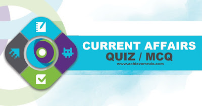 Daily Current Affairs Quiz - 28th December 2017