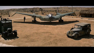 Raiders of the Lost Ark plane scene