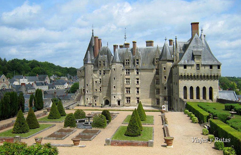 Castillo de Langeais, Valle del Loira