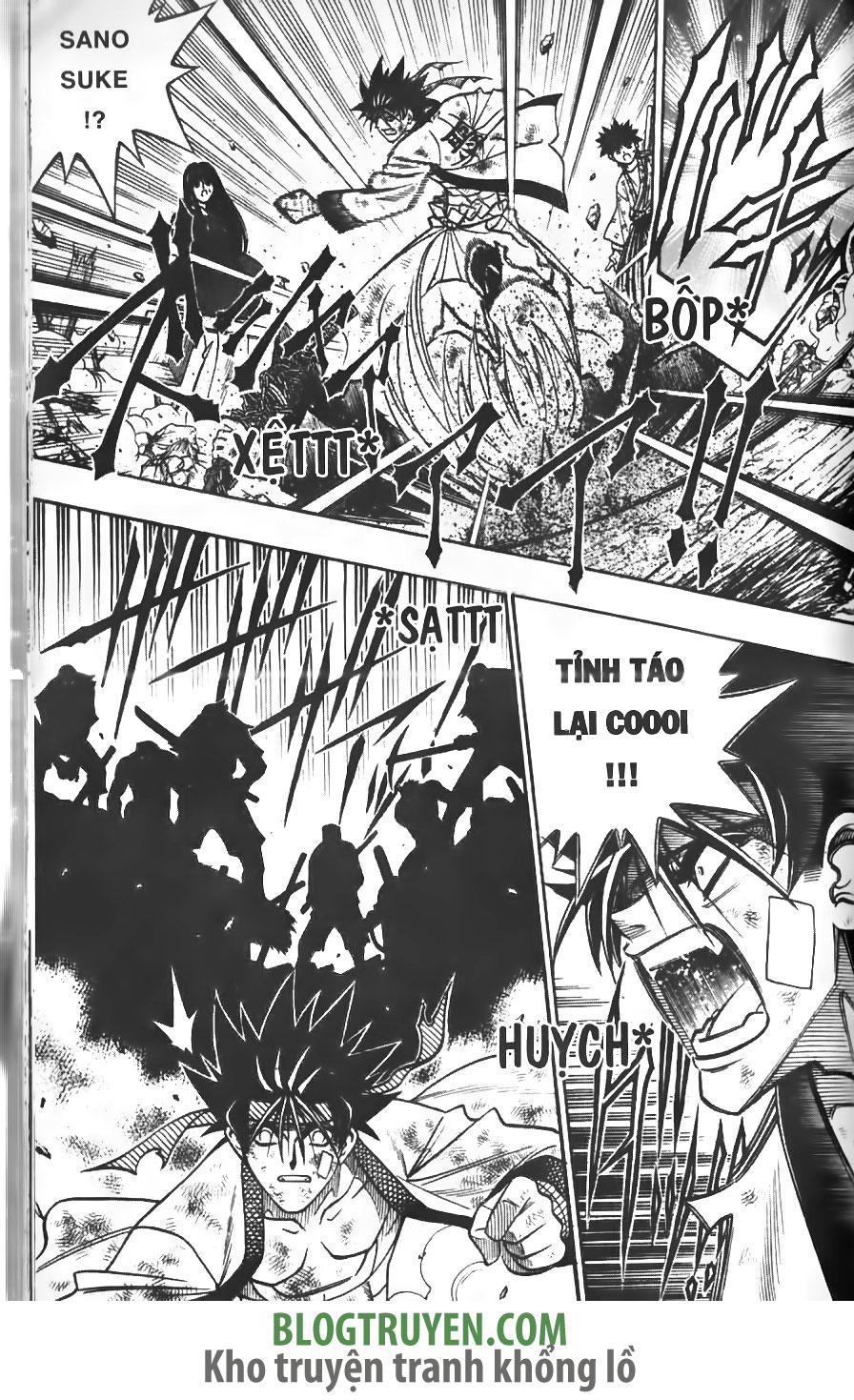 Rurouni Kenshin chap 208 trang 15
