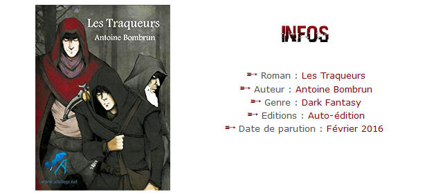 Les Traqueurs Antoine Bombrun infos