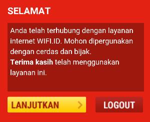 Cara Login Wifi Id dengan Mudah