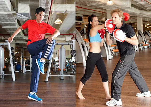 voucher tập gym