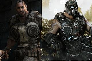 Resultado de imagem para gears of war 3 personagens