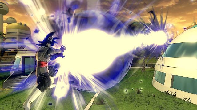 Com a última atualização de Dragon Ball Xenoverse, foi oferecido a opção de usar os dados guardados do título original para transportar um herói de tua escolha a Dragon Ball Xenoverse 2.