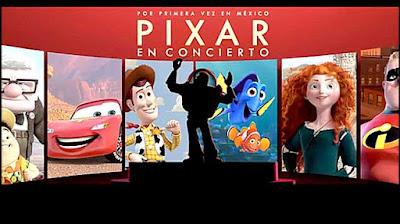 Show Pixar en concierto