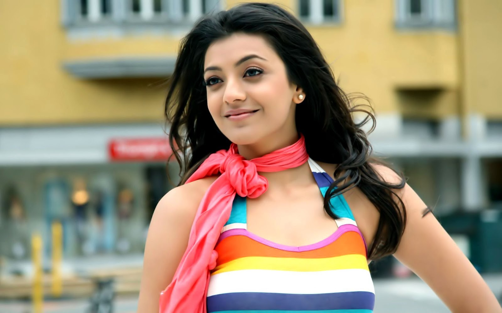 kajal agarwal hot wallpapers collections 2017 - santa banta