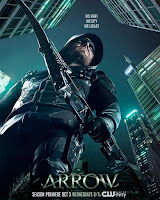 Quinta temporada de Arrow