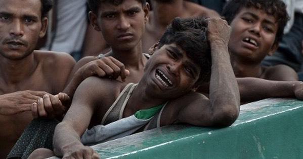 Cukup-Cukuplah Buat Kami Malaysia Tersepit Wahai Rohingya