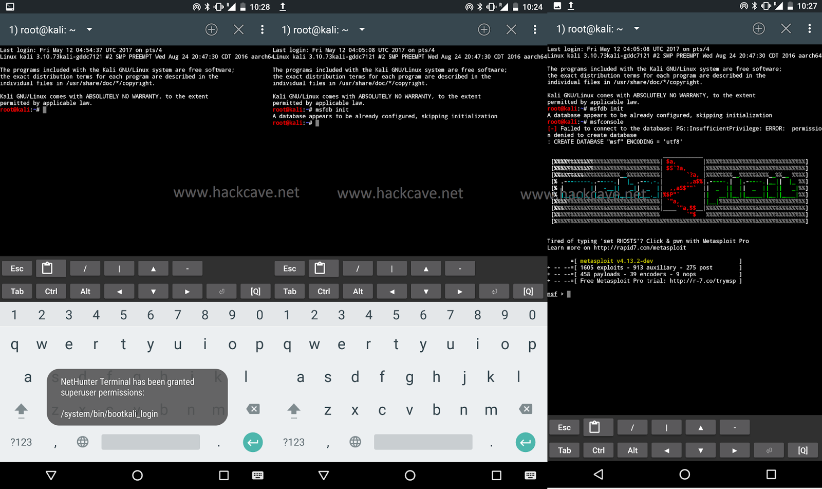 How To Install Kali NetHunter On Any Android Device - Universal