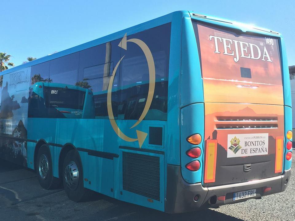 Tejeda se promocionar por las - Transporte entre islas canarias ...