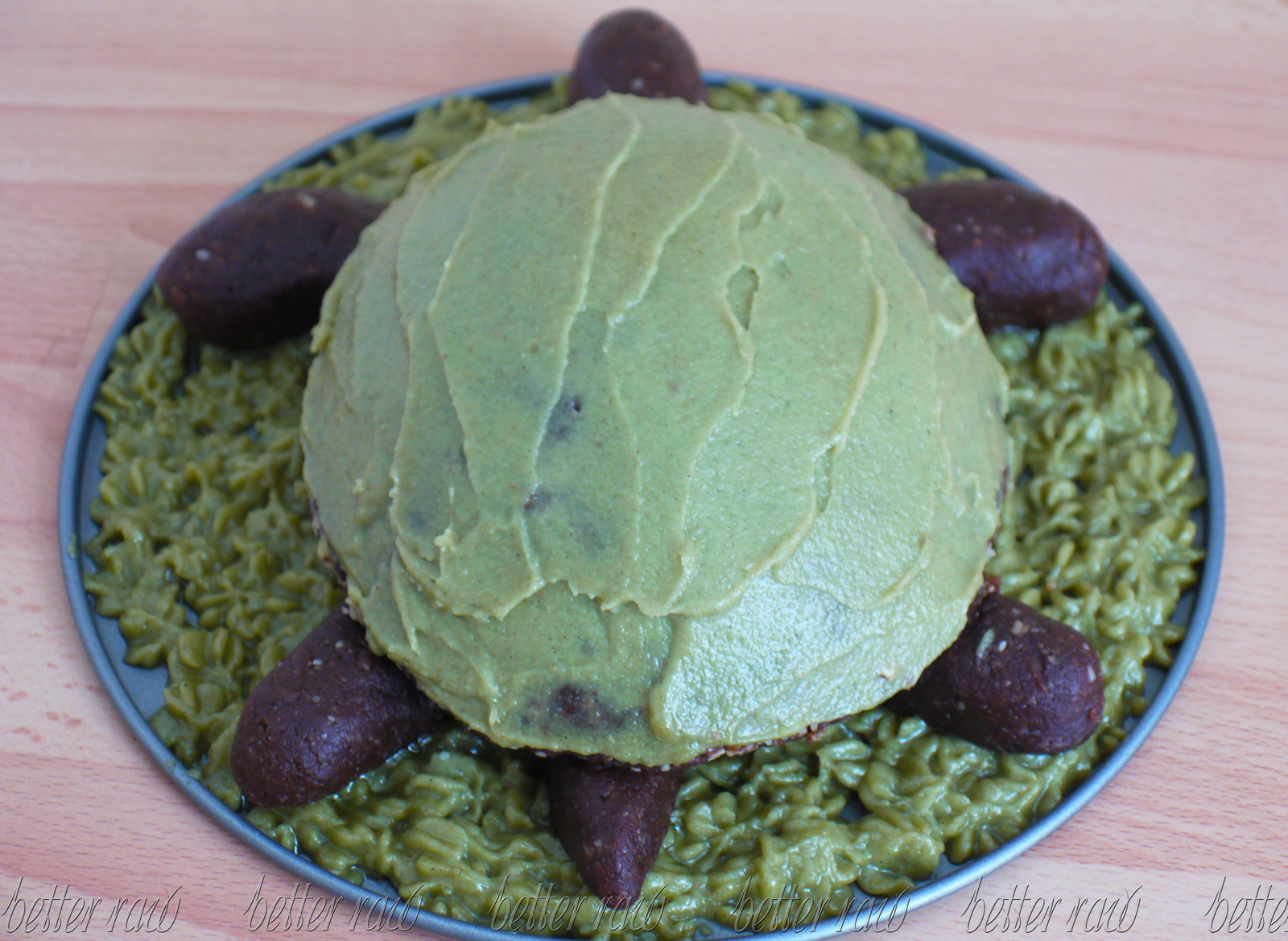Easy Homemade Chocolate Turtle Cake: SHAKESPEARE IS HOME! CHOCOLATE TORTOISE CAKE (RECIPE