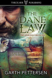 The Dane Law, historical fiction book promotion Garth Pettersen