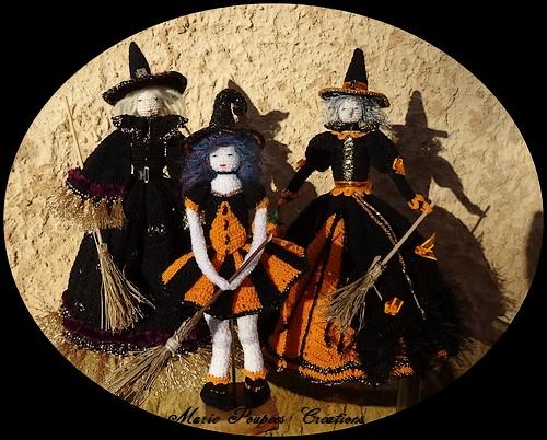 Poupées Halloween