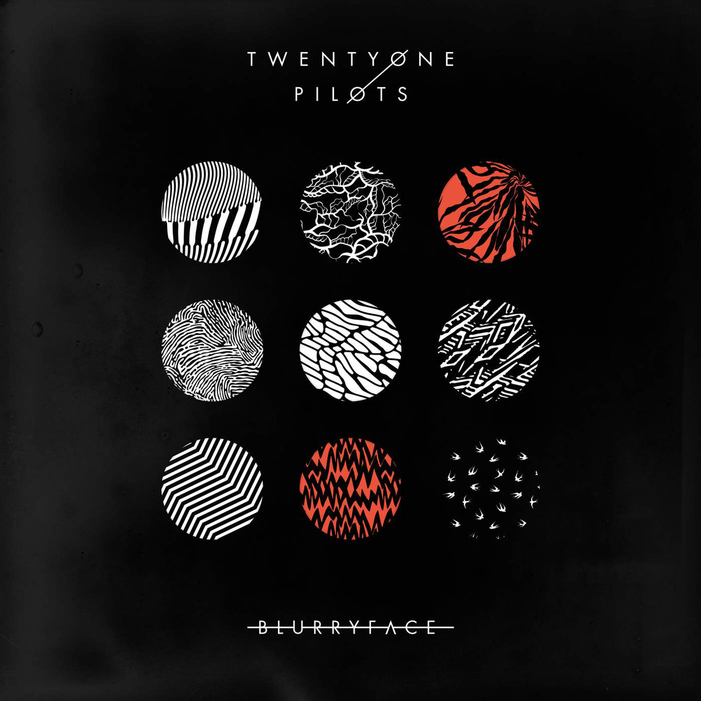 twenty one pilots - Blurryface Cover