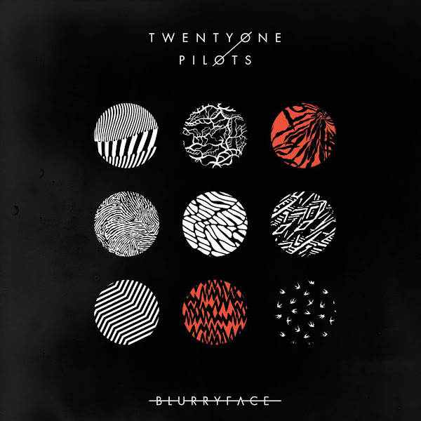 twenty one pilots - Blurryface Cover