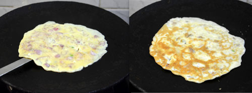 Easy Egg Omelette Recipe