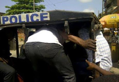 Nanny 'Burns Child's Buttocks With Fire', Arraigned In Lagos