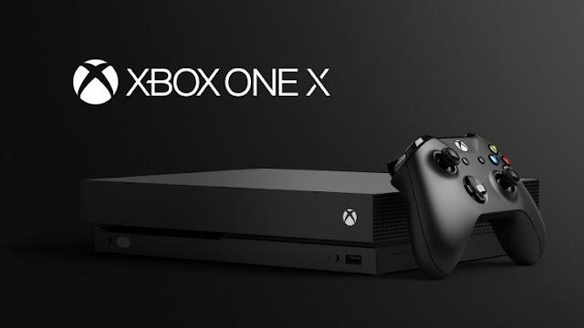 جهاز Xbox One X سيدعم دقة عرض 1440p حقيقية في كل الألعاب !