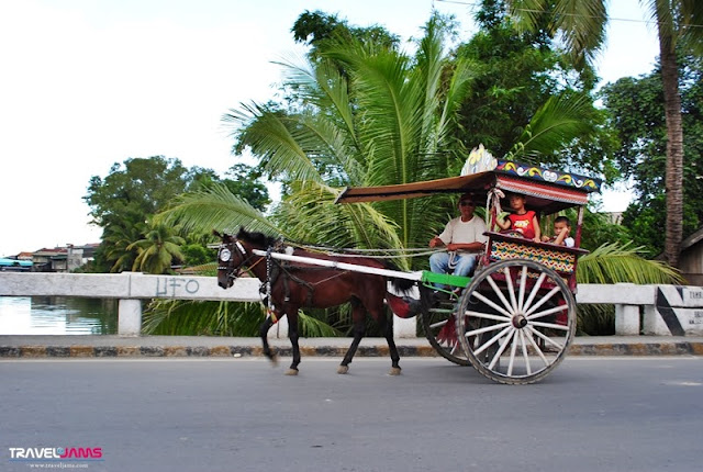 Tartanilla, a horse-drawn carriage in Iligan City | TravelJams