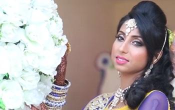 Malaysia Indian Wedding Ligam & Lakshmi