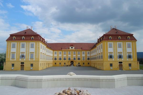 basse-autriche schloss hof château