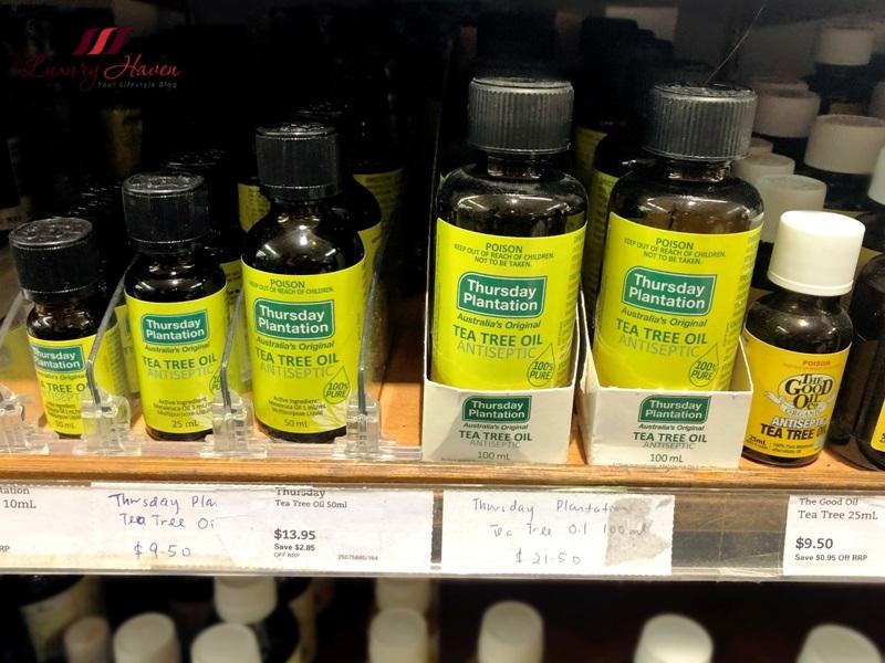 australia aromatherapy thursday plantation tea tree oil