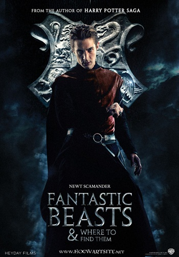 Fantastic Beast And Where To Find Them 2016 English Movie Download