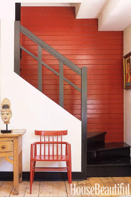ไอเดียทาสีผนังบ้าน