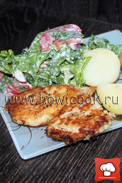 рецепт рыбы в кляре